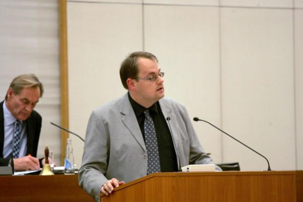 Sören Pellmann (Die Linke). Foto: L-IZ.de