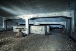 Kellerbereich des Leipziger Stadtbads. Foto: silent moments