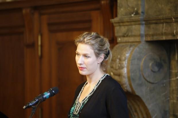 Stadträtin Katharina Krefft. Foto: Alexander Böhm