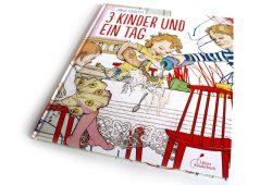 Tana Székessy: 3 Kinder und ein Tag, Foto: Ralf Julke