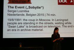 """Preis der Stiftung Friedliche Revolution geht an """"Sobytie - The Event"""". Foto: Sebastian Beyer"""
