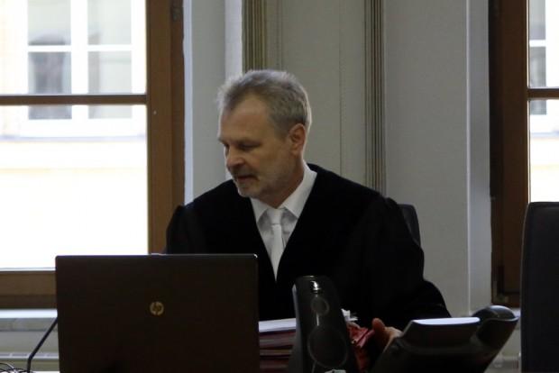 Vorsitzender der 9. Strafkammer am Landgericht Klaus Kühlborn. Foto: Alexander Böhm
