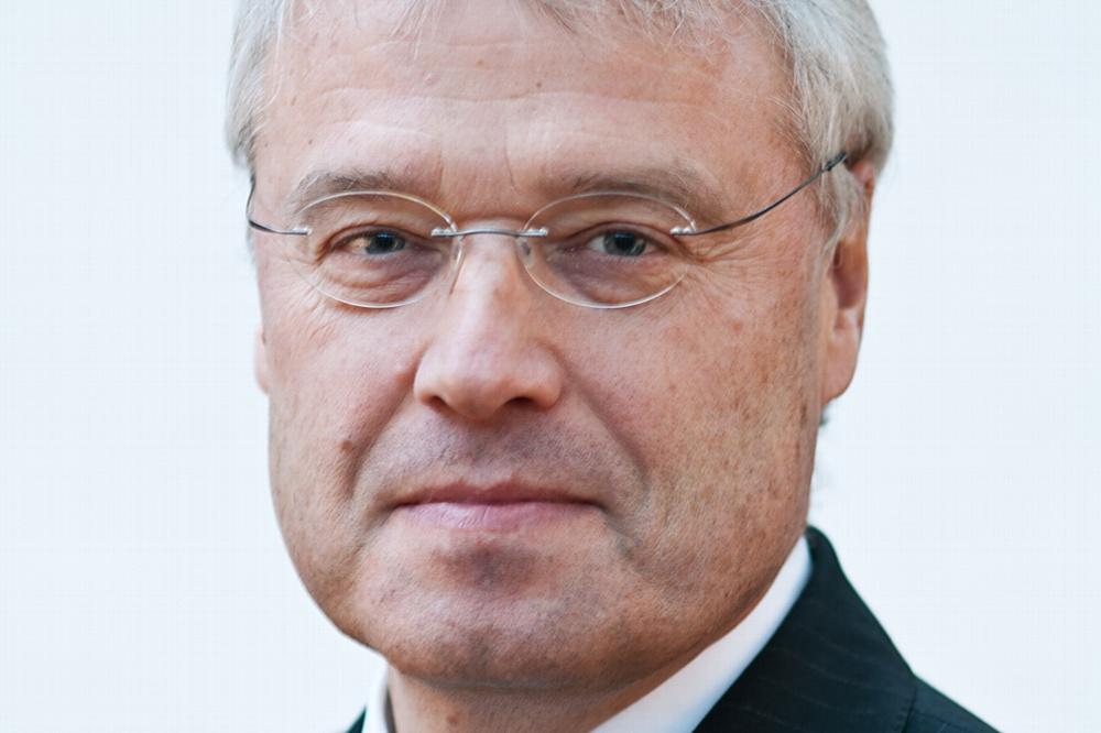 Derzeit entbunden: Der Vorsitzende der Geschäftsführung der MIBRAG, Dr. Joachim Geisler. Foto: MIBRAG, Kay Schöneberg
