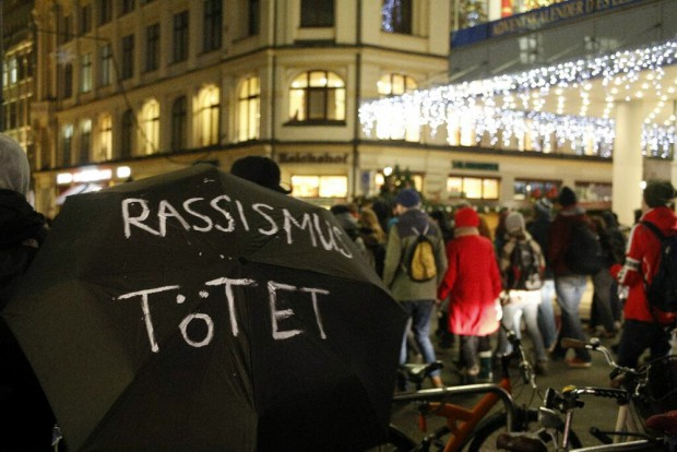 Tausende Menschen sollen am Sonntag gegen Rassismus auf die Straße gehen. Foto: L-IZ.de