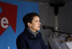 AfD-Parteivorsitzende Frauke Petry. Foto: Alexander Böhm