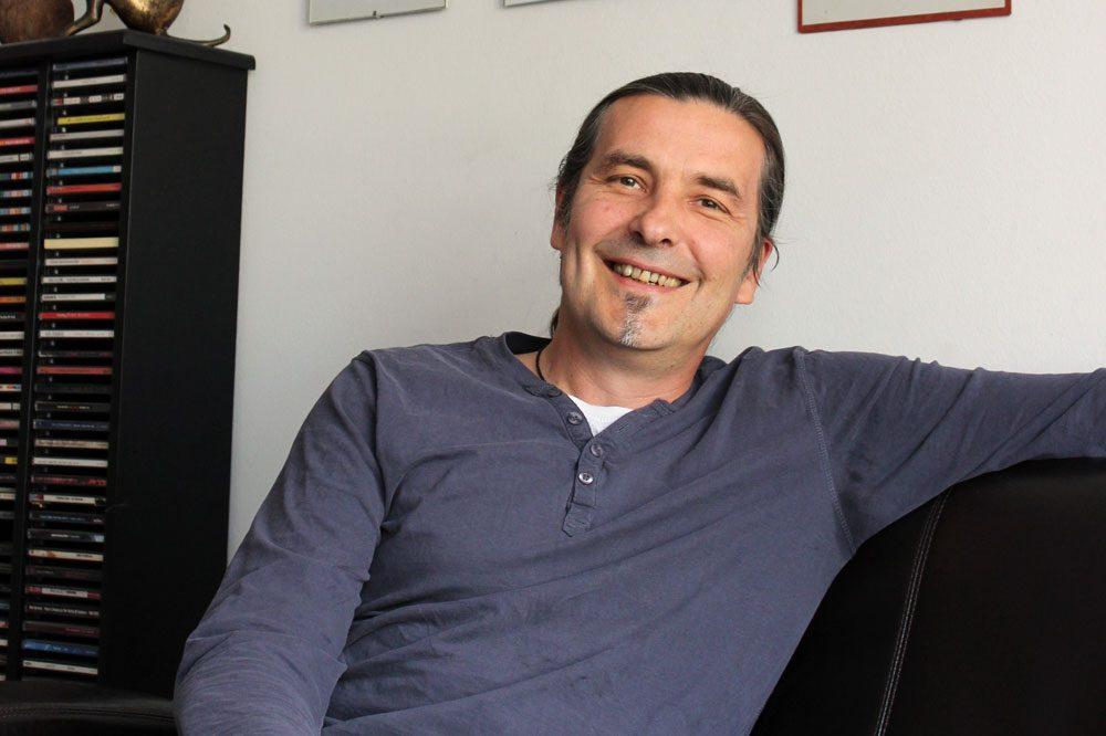 Arno Köster, Sprecher der Udo-Lindenberg-Stiftung. Foto: Volly Tanner