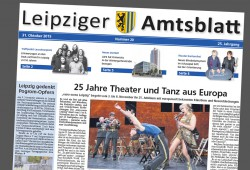 Titelseite des jüngsten Amtsblatts. Screenshot: L-IZ