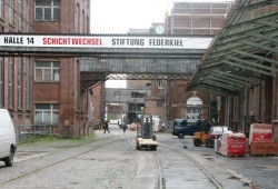 Blick ins Gelände der Baumwollspinnerei. Archivfoto: Ralf Julke