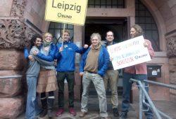 Team BUND-Werbewoche. Foto: BUND Leipzig