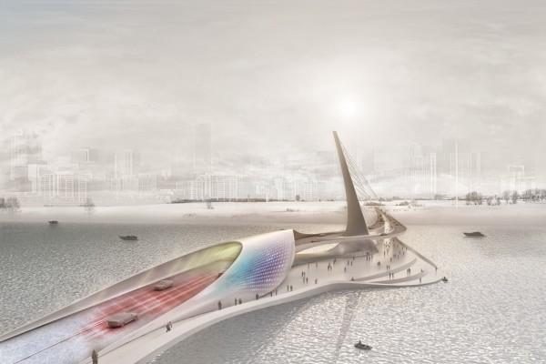 Carbonbeton hat das Potenzial, das Bauwesen zu revolutionieren. Foto: ai:L Architektur-Institut Leipzig der HTWK Leipzig