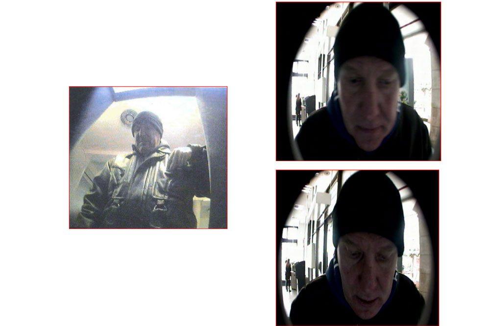 Wer erkennt den Mann? Foto: PD Leipzig