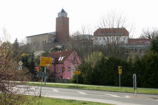Der Eilenburger Burgberg. Foto: Karsten Pietsch