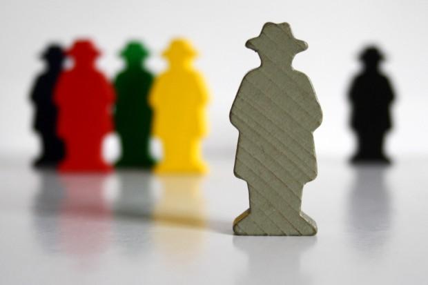 Für graue Männer ganz schwer auszuhalten: die bunte Vielfalt der Anderen. Foto: Ralf Julke