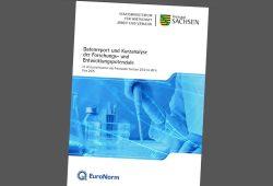 Der neue Report zu Forschung und Entwicklung in Sachsen. Cover: Freistaat Sachsen / SMWA