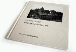 Hermann Vogel: Leipzig zur Kaiserzeit. Foto: Ralf Julke
