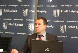 Dr. Nicolas Tsapos, Leiter des Jugendamtes. Foto: Ernst-Ulrich Kneitschel