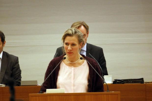 Katharina Krefft (Grüne). Foto: L-IZ.de