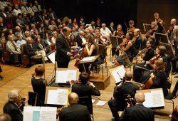 Leipziger Lehrerorchester. Foto: Katharina Kleinschmidt