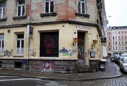 """Gastwirtschaft """"Frau Krause"""" bald beheimatet in Die Frau Krause ihre Straße 1? Foto: Alexander Böhm"""