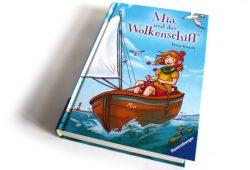 Petra Kasch: Mia und das Wolkenschiff. Foto: Ralf Julke