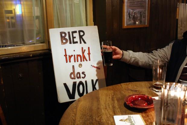 Mitgliederwerbung einfach gemacht. Foto: Alexander Böhm