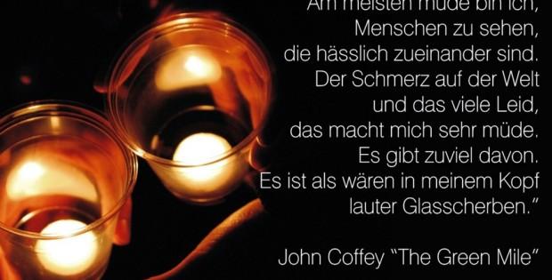 Foto: L-IZ.de, Text: The green mile