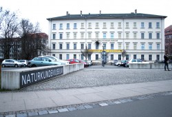Das Leipziger Naturkundemuseum an der Lortzingstraße. Foto: Ralf Julke