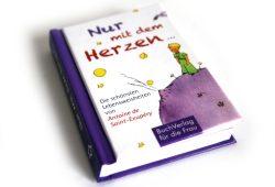 Sabine Bastian (Hrsg.): Nur mit dem Herzen ... Foto: Ralf Julke