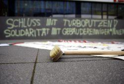 Schluss mit Turboputzen. Foto: Alexander Böhm