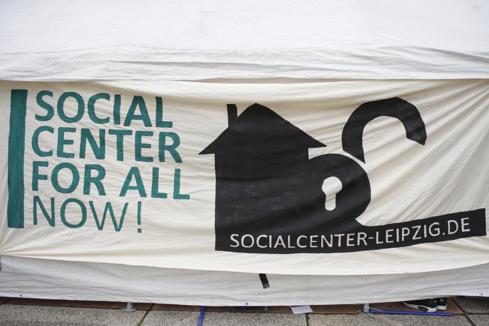 Social Center Leipzig. Foto: Alexander Böhm