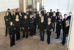 Vocalconsort Leipzig. Foto: Gert Mothes