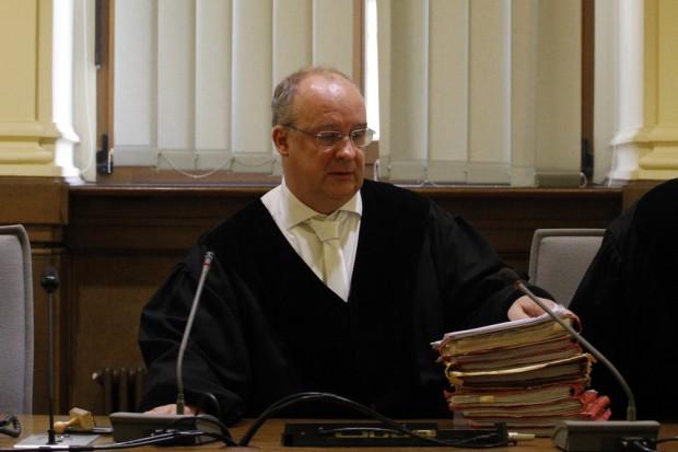 Vorsitzende Richter der 2. Strafkammer Michael Dahms. Foto: Alexander Böhm