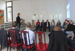 "Workshop ""Zuwanderung als Potenzial"". Foto: IdeenQuartier"