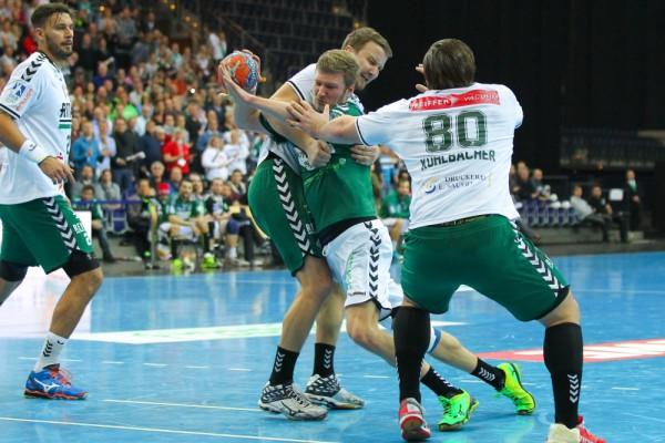 Philipp Weber erzielte zehn Tore, acht davon vom Punkt. Foto: Jan Kaefer