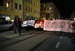 Abschluß in der Wolfgang-Heinze-Straße. Foto: Alexander Böhm