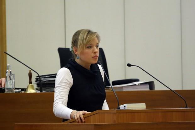 Annett Ludwig (Grüne). Foto: L-IZ.de