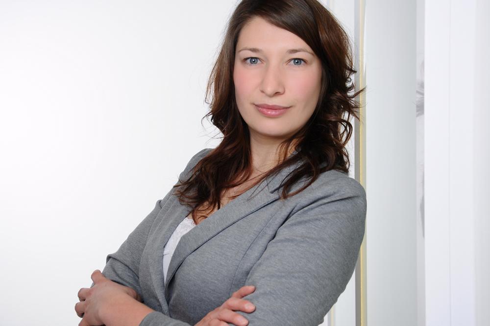 Geschäftsführerin des Fördervereins Kinderhospiz Bärenherz e.V. Ulrike Herkner. Foto: Bärenherz