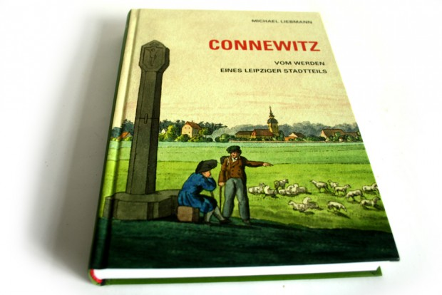 Michael Liebmann: Connewitz. Foto: Ralf Julke