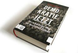 Gerhard Weigt: Demokratie jetzt. Foto: Ralf Julke