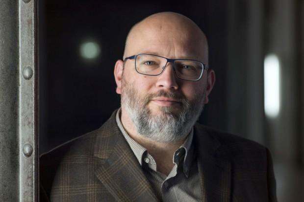 Schriftsteller und Allrounder Fabian W. Williges. Foto: Tom Schulze