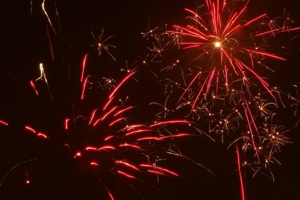 Das Jahr geht krachend zu Ende. Foto: L-IZ.de