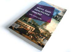Ulrich Schacht, Thomas A. Seidel: ... wenn Gott Geschichte macht! Foto: Ralf Julke
