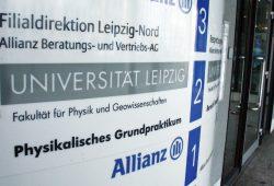 In der Uni-Außenstelle in der Prager Sraße 36 wird das Schülerlabor seinen Platz finden. Foto: Ralf Julke