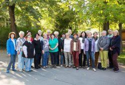"""40 ehrenamtliche Helfer sind am Universitätsklinikum Leipzig aktiv - wir sagen """"Danke""""! Foto: Stefan Straube/UKL"""