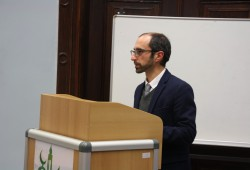 Freier Journalist und Muslim. Eren Güvercin. Foto: Ernst-Ulrich Kneitschel