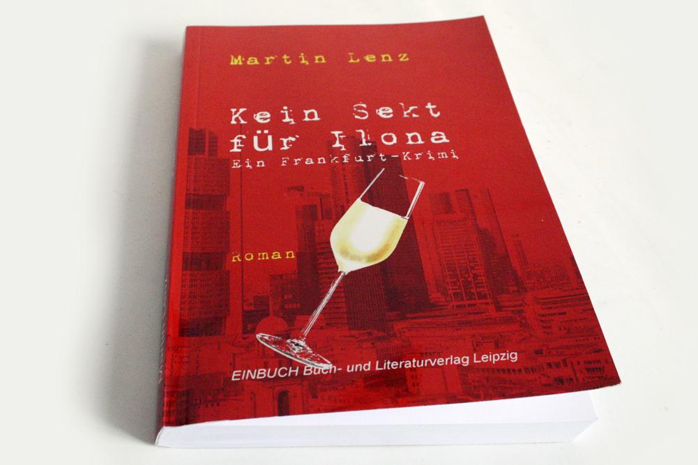 Martin Lenz: Kein Sekt für Ilona. Foto: Ralf Julke