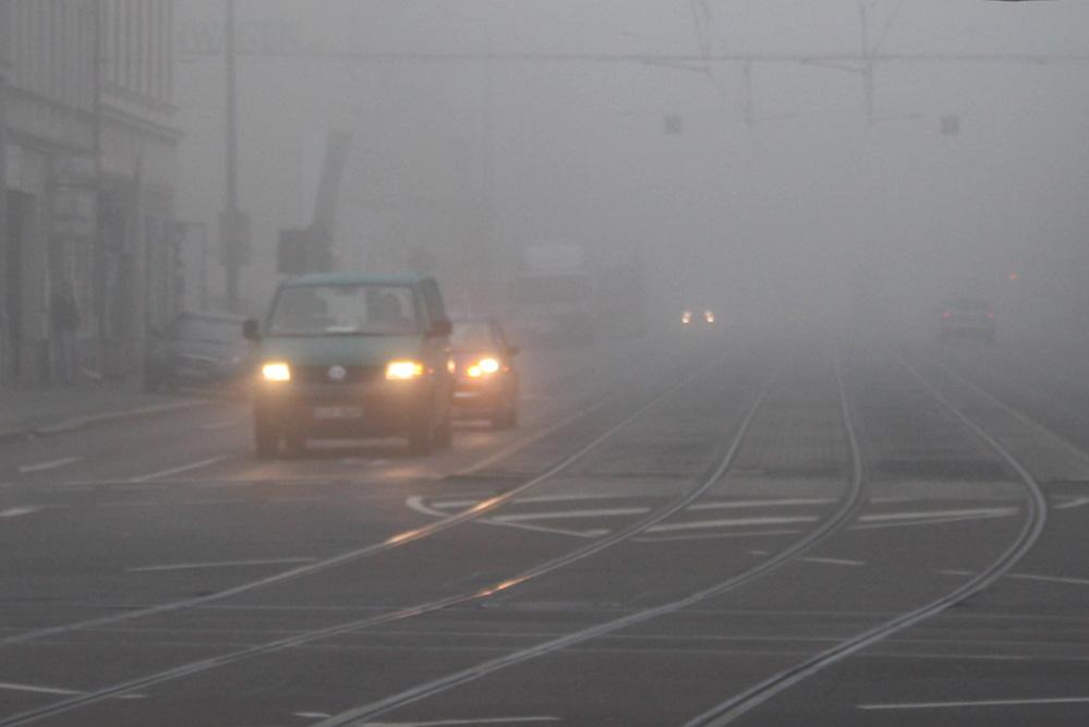 Politik wirkt auf den Wahlbürger immer öfter wie ein Fahren im Nebel. Foto: Ralf Julke