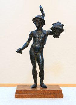 """Der """"Leipziger Perseus"""". Foto: Swen Reichhold"""