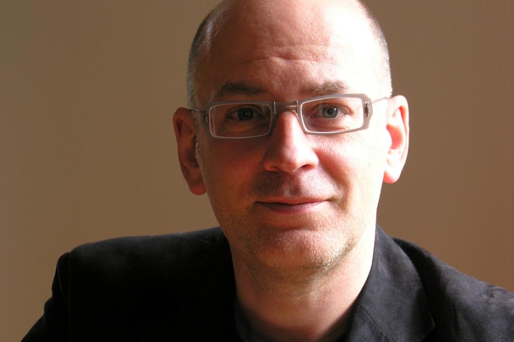 Andreas Heidtmann. Foto: Poetenladen