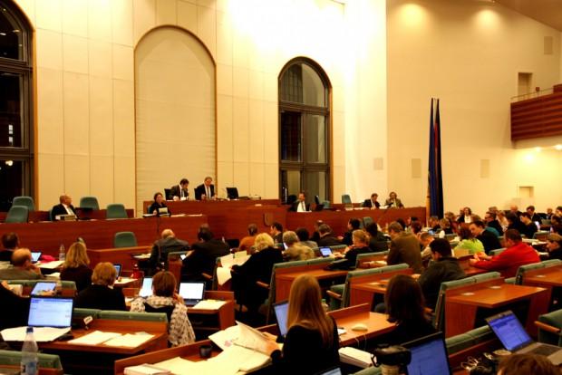 Die Ratsversammlung am 16.12.2015. Foto: L-IZ.de